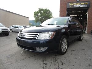 2009 Ford Taurus SEL AWD / HIGHWAY KMS /  RUNS EXCELLENT
