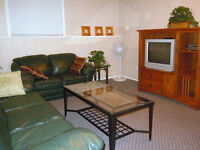 SuiteSpots.ca - 2 BD Furnished Suite in Saskatoon