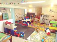In-home daycare in Hanmer