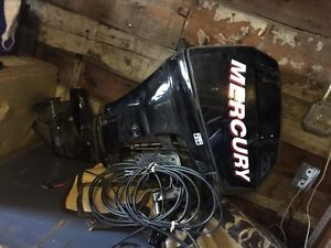 15HP Mercury Outboard -Never seen the Water!!