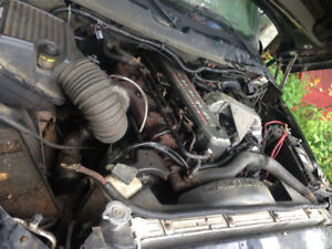 1995 Dodge 3500 Dully 12 valve parts truck