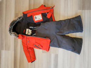 This season's OshKosh B'gosh Snowsuit
