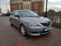 Mazda 3 1.4 S (grey) 2005