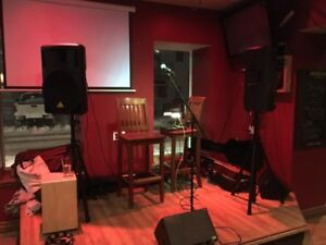 Looking for professional Open Mic host every Wednesday 7-10:30pm