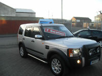 Land Rover Discovery 3 2.7TD V6 2005 SE, 7 SEATER
