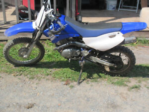 WANTED yamaha  ttr 125 DIRT BIKE