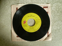 the rolling stones/miss you 45 tour singles lp