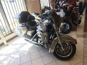 2008 Harley Davidson Electra Glide only $280 monthly!