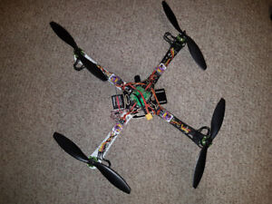 Quadcopter for sale worth $400!!