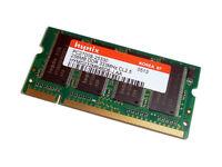 Mémoire portable (2) Hynix 256MB PC-2700S 333Mhz memory laptop