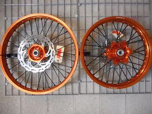 KTM Honda Yamaha Rear Front Rim 18 21 19