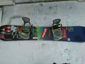 Two Snowboards K2 & Riva  (Benefits SPCA)