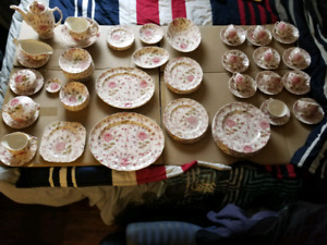 Vintage Rose Chintz