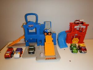 CHUCK & FRIENDS PLAYSETS