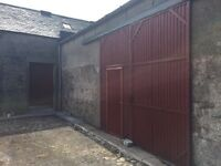 Storage units to let near city centre