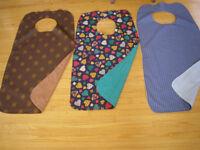 Adult Clothing Protectors, Adult Bibs,Shirt Protectors or Aprons