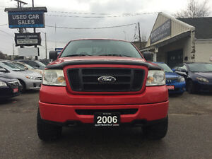 *STX*LOW KMS*2006 Ford F-150 Pickup Truck *CERTIFIED*