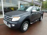 Ford Ranger 2.2 Tdci 150ps Limited 4x4 Double Cab Pick up Pick-Up