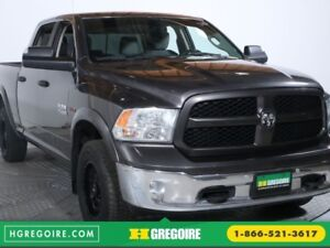 2016 Ram 1500 OUTDOORSMAN CREW ECO DIESEL 4WD MAGS AC GR ELECT