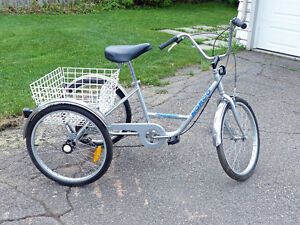 Norco Parkland Three Wheel Adult Tricycle