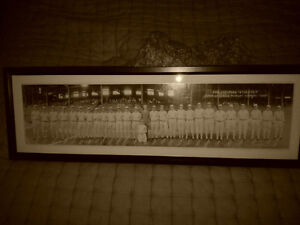 1929  Athletics panorama will trade 4 your maple leaf panoramic