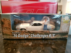 1:24 Diecast Revell Vanishing Point 1970 Dodge Challenger R/T Ko