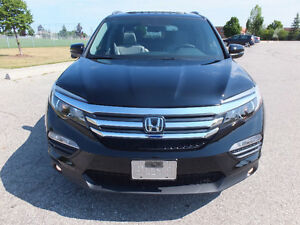 2016 Honda Pilot NEW 121 km WINTER READY EXL-RES (DVD) 8 Seater