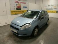 Fiat punto 1.2 2007 / 57 plate grande design active taxd mot cheap insurance LOW MILAGE 60K ******