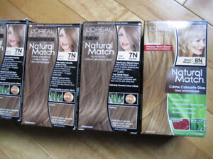 Hair Colouring Products