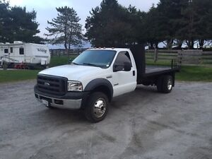 2005 Ford F-550 4x4