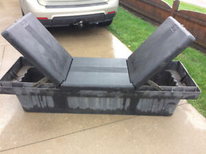 Cargo box for truck