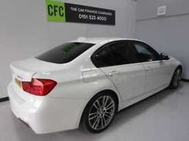 BMW 320 2.0TD 184bhp s/s Auto Leather M Sport BUY FOR ONLY £64 A WEEK *FINANCE*