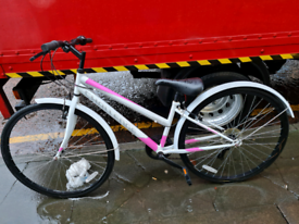Ladys bike as new hardly used