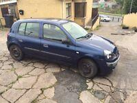 Renault Clio 1.2 2003y