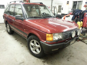 1998 Land Rover Range Rover Hse SUV, Crossover