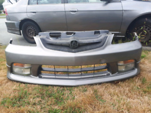 2004-2005 Acura EL body swap