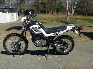 Street and trail bike for sale