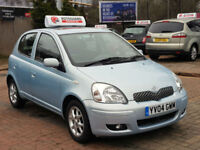 2004 Toyota Yaris 1.0 T-Spirit 5 Door Hatchback