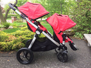 Poussette double Baby jogger City Select