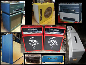 Custom Guitar Amp Cabinets for your DIY Project