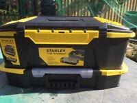 Stanley tool storage box