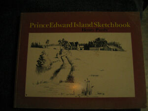 HENRY PURDY'S PRINCE EDWARD ISLAND SKETCHES