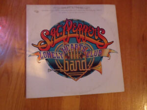 SGT. PEPPERS LONELY HEARTS CLUB BAND 2 LP