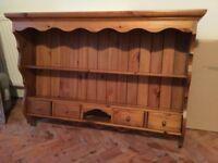 Kitchen dresser / shelving
