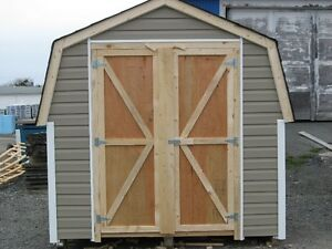 YARD SHED ( payment plan )