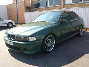 AC Schnitzer Series 5 BMW Sedan Salisbury Downs Salisbury Area Preview