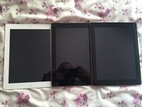 Apple iPads faulty
