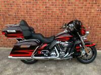 Harley-Davidson FLHTKSE CVO Ultra Limitied