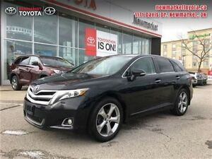 2013 Toyota Venza   LOADED, V6 AWD CERTIFIED