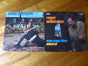 ROGER WHITTAKER - VINYLE